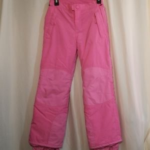 Children's Place Girls Pink Snow Board Pants 6X-7